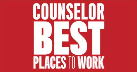 Counselor Best Places to Work 2019